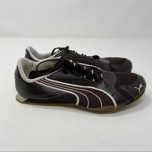Puma Women's Brown Sneakers Size 6 A106